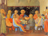 The Last Supper Prints by Fra Angelico 