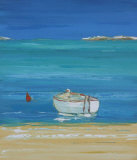 Au Bord De La Mer I Limited Edition by Jean Claude Tron
