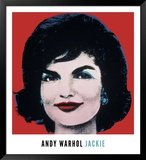 Jackie, 1964 Print by Andy Warhol