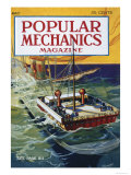 Popular Mechanics, May Posters