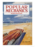 Popular Mechanics, March Print