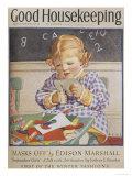 Good Housekeeping, September, 1933 Posters