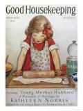 『グッド・ハウスキーピング』, 1931年11月号 ポスター