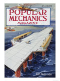 Popular Mechanics, June Posters