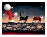 Show Me The Way To Go Home Limited Edition by Doug Hyde