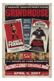 Grindhouse, Quentin Tarantino &amp; Robert Rodriguez, 2007 Affiches