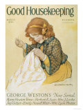 Good Housekeeping, March, 1926 Posters