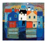 George Birrell - Seatown - Koleksiyonluk Baskılar