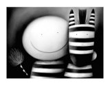 Cops and Robbers Collectable Print by Doug Hyde
