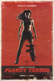 Grindhouse- Planet Terror Julisteet
