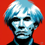Andy Warhol Prints by Vladimir Gorsky