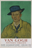 Portrait of Armand Roulin, c.1888 Posters by Vincent van Gogh