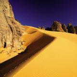 Sahara Djado-Plateau Prints by Michael Martin