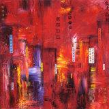 Chinatown Kunst von Yves Henry