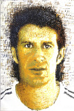 Luis Figo Limited Edition by Chris Britz