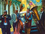 Cuban Celebration Affiches par Samuel Toranzo