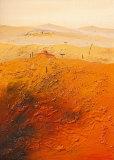 Mediterrane Landschaft I Prints by Bernhard Gerner