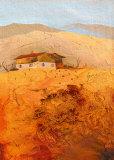 Landgut I Prints by Bernhard Gerner