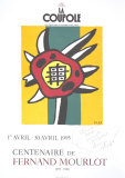 La Coupole, le Centennaire de Fernand Mourlot Collectable Print by Fernand Leger