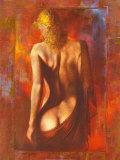 Modesty Poster by Alain Dumas