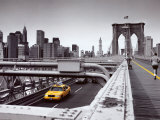 Yellow Cab Prints by Thomas Reis
