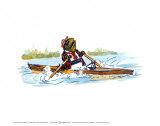 Splish, Splash Posters by Ernest Howard Shepard