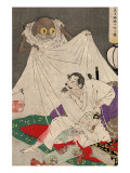 Demon and Samurai Prints