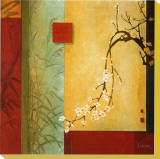 Spring Chorus Stretched Canvas Print by Don Li-Leger