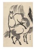 Two Horses Art