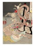 Japanese Demons Prints