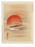 Red Sun Prints