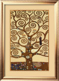 The Tree of Life, Stoclet Frieze Prints by Gustav Klimt