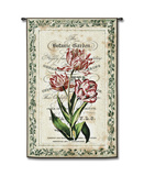 Botanical Garden I Wall Tapestry by Zachary Alexander