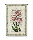 Botanical Garden I Wall Tapestry by Zachary Alexander