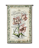 Botanical Garden II Wall Tapestry by Zachary Alexander