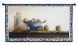 Blue Patterns I Wall Tapestry by Ray Hendershot