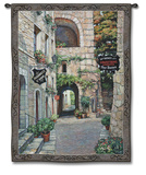 Italian Country II Wall Tapestry by Roger Duvall
