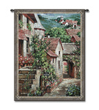 Italian Country I Wall Tapestry by Roger Duvall