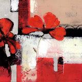 Flor Roja III アート : セレナ