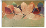 Leaf Dance II Wall Tapestry by Robert Mertens