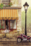 Cafe Art by Eduardo Escarpizo