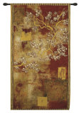 Damask Blossom Wall Tapestry by Laurel Lehman