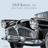 Simca Beaulieu 1957 Prints by Eduardo Escarpizo