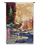Ghosts of the Tall Timbers Wall Tapestry