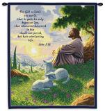 Juan 3:16 Tapiz por Raoul Vitale