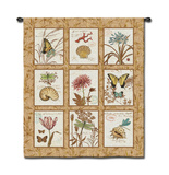 Nature's Curiosities Wall Tapestry by Chad Barrett