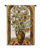Bouquet of Figs Wall Tapestry by Nicole Etienne