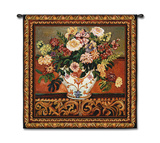 Genas Vase Wall Tapestry by Suzanne Etienne