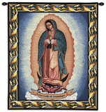 Our Lady of Guadelupe Wall Tapestry