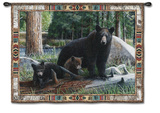 New Discoveries Wall Tapestry by Bill Bell